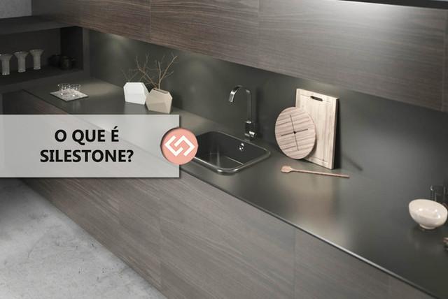 O que é Silestone?