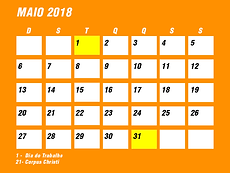Maio 2018