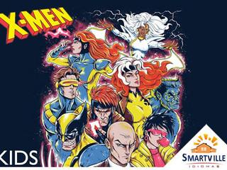 Como dizer o nome dos X-Men em inglês?