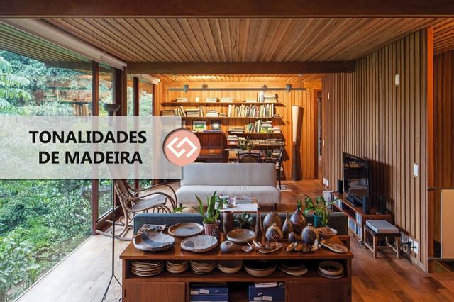Tonalidades de Madeira