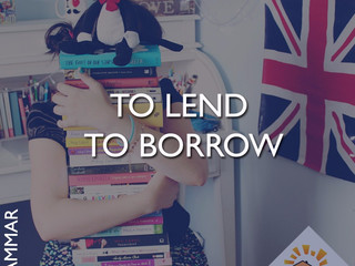 "Differences between ""to lend"" / ""to borrow"""