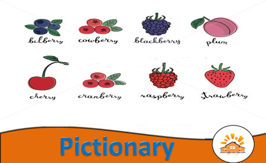 Let's practice the fruits and berries!!!!