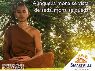"""Como dizer """"O hábito não faz o monge"""" em espanhol?"""