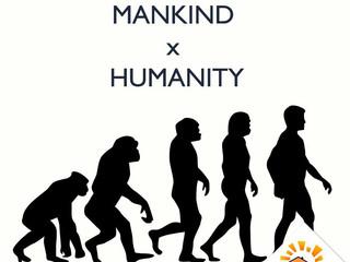 "Qual a diferença entre ""humanity"" e ""mankind""?"