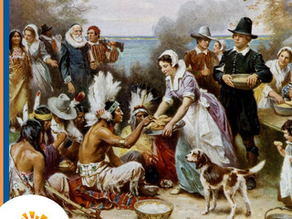 Qual a origem do Dia de Ação de Graças?