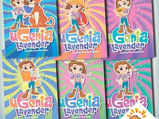 Indicação de livro inglês para crianças: Ugenia Lavender