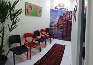 Sala de espera Unidade 2