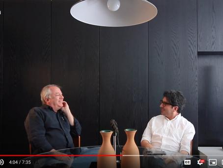 lira.velasco.arquitectos entrevistados dentro del marco de los 12 años de Radio arquitectura.