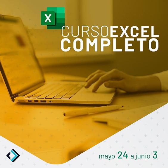 CURSO: Excel Completo