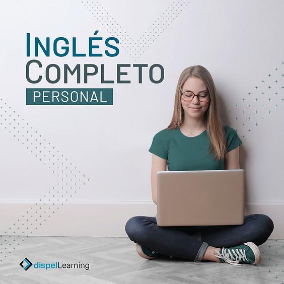 CURSO INDIVIDUAL: Inglés Completo