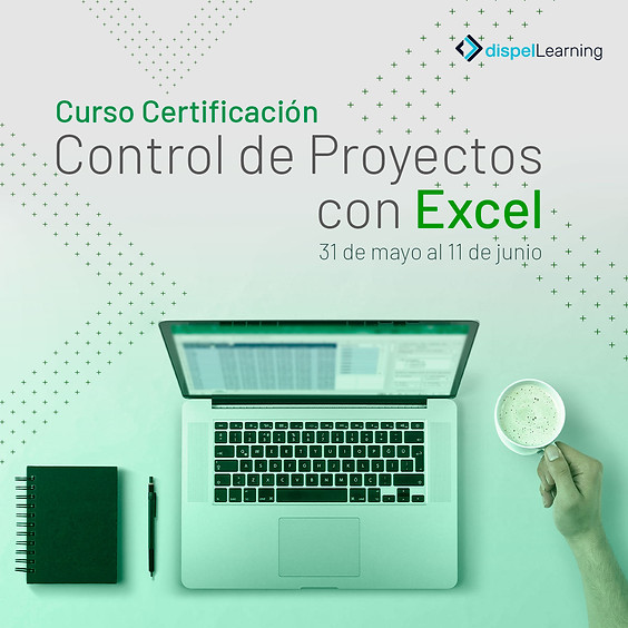 CERTIFICACIÓN en Control de Proyectos con Excel