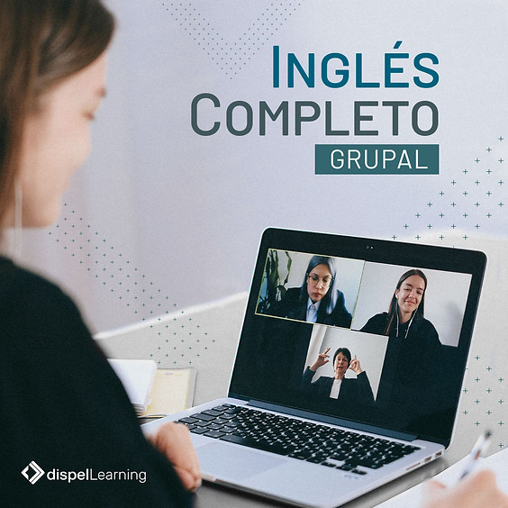 CURSO GRUPAL: Inglés Completo