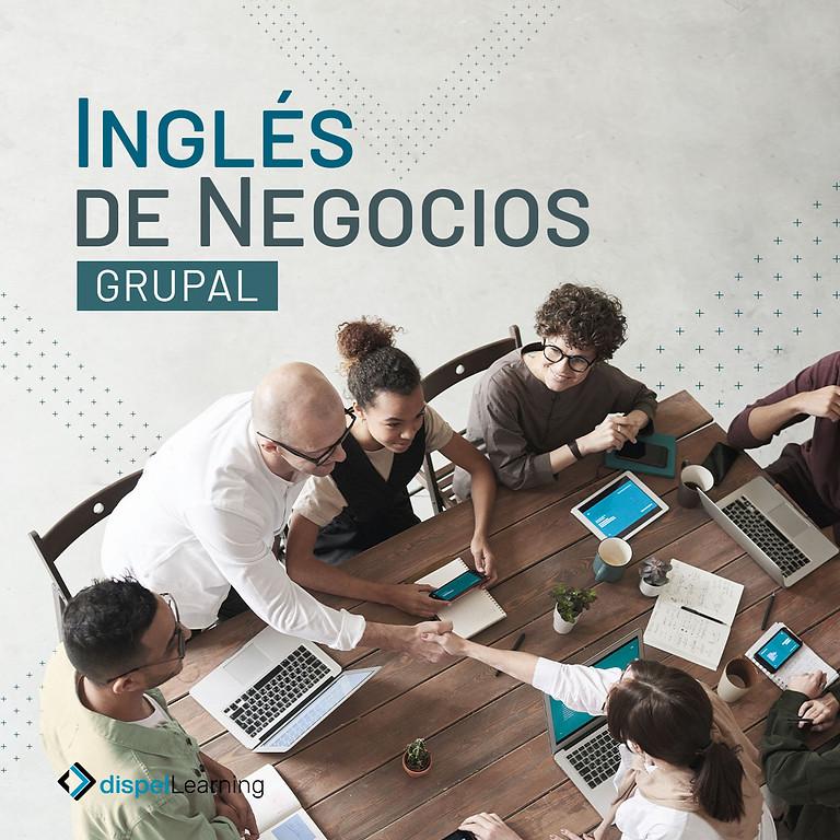 CURSO GRUPAL: Inglés para Negocios