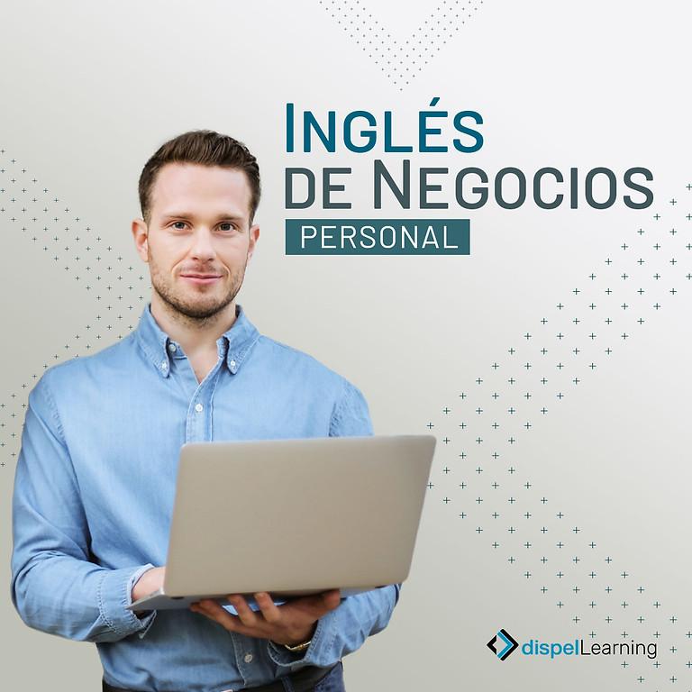 CURSO INDIVIDUAL: Inglés para Negocios
