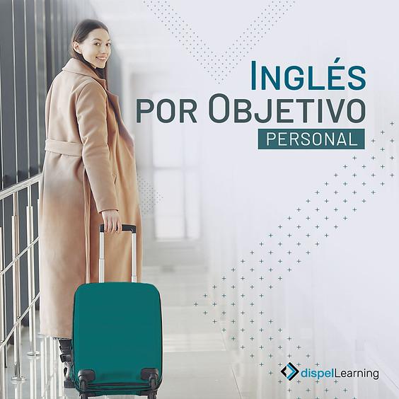 CURSO INDIVIDUAL: Inglés por Objetivo