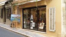 workshop in provence.michel phelippeau's studio