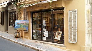 workshop in provence,Bonnard,painting, post impressionism