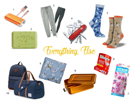 The Gift Guide For People Who Don't Want Gifts – Part Three: Everything Else