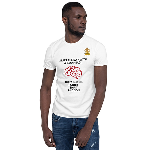 Unisex T-Shirt - Start The Day