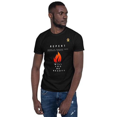 Unisex T-Shirt - Repent