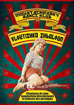 Affiche artiste Moustachovsky-Vloutishka