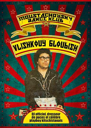 Affiche artiste Moustachovsky-Vlishkouy