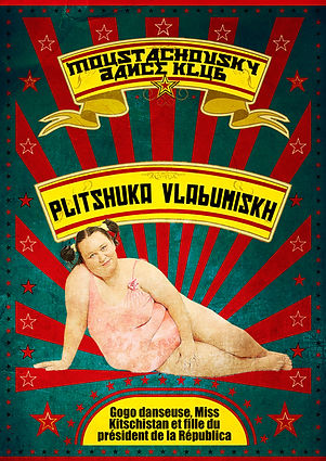 Affiche artiste Moustachovsky-Plitshuka