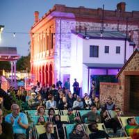 Adelaide Film Festival Laneway Cinema