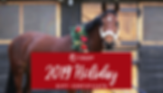 2019 Holiday Gift Certificate