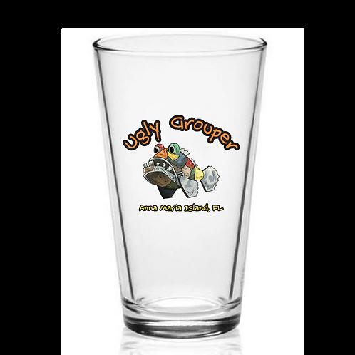 16 oz Herradura Cooler Glass