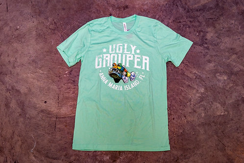 copy of Grouper Circle Design Tee