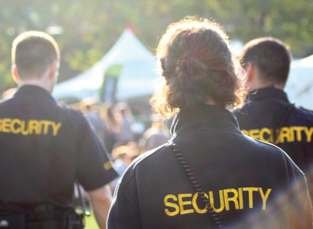 3 Signs your business needs a security guard
