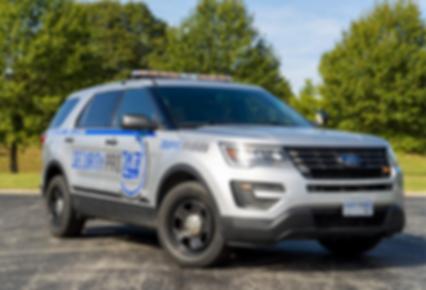 Security Pro Patrol Car
