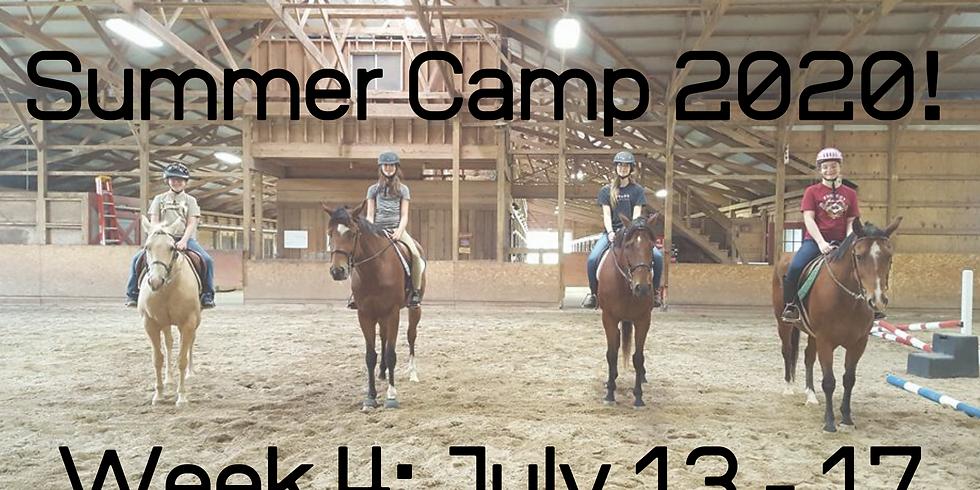 Summer Camp Week 4: July 13 - 17