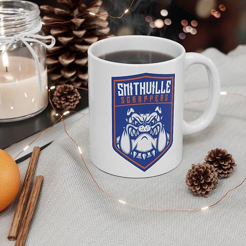 Smithville Scrappers Baseball Team Mug - 11oz