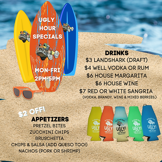Ugly Hour Specials