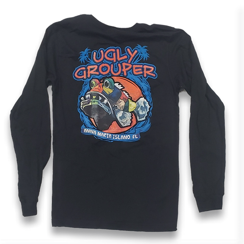 """It Could Get Ugly"" Signature Long Sleeve"