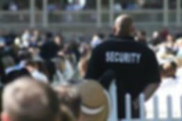 Event Securiy Officer
