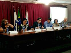 Georgette Vidor participa do Fórum Municipal da Pessoa com Deficiência