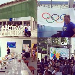 Georgette Vidor participa da inauguração do Campus Educacional da Maré