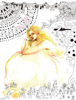 うさぎの嫁入り/A Bride Of Rabbit