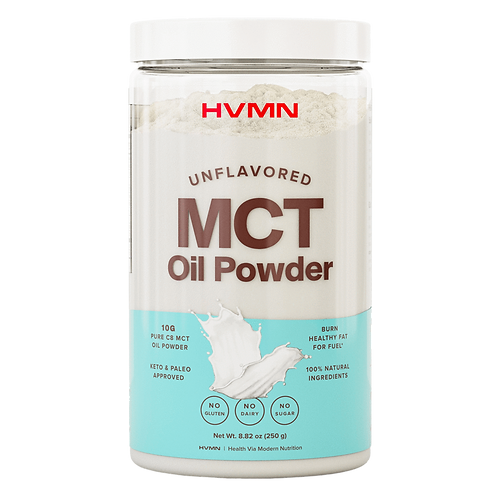 MCT Oil Powder Unflavored - HVMN