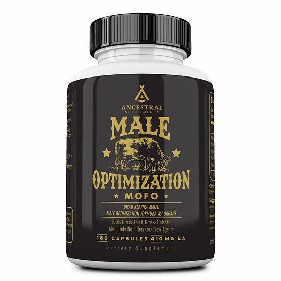 Male Optimization - Ancestral Supplements