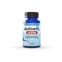 Active H2 ULTRA Molecular Hydrogen (60 tablets) - WaterAndWellness