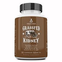 Grassfed Kidney - Ancestral Supplements