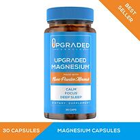 Upgraded Magnesium- Upgraded Formulas