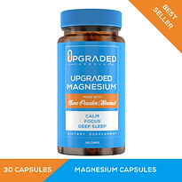 Upgraded Magnesium- Upgraded Formulas