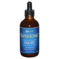 Superionic Fulvic Minerals - Omica Organics
