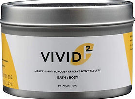 Vivid H2 Tablets - WaterAndWellness