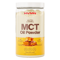 MCT Oil Powder Salted Caramel - HVMN